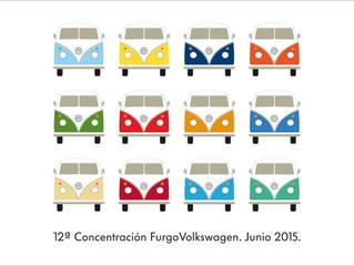 AFVANS participa en la XII Concentración Furgo Volkswagen