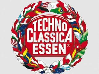 AFVANS visita nuevamente Essen para acudir a Techno Classica 2015.