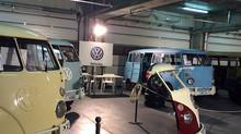 AFVANS expone en Alcañiz sus modelos de VW más cotizados