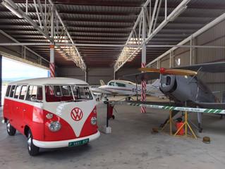 AVFANS visita el Real Aeroclub de Zaragoza en el día de puertas abiertas