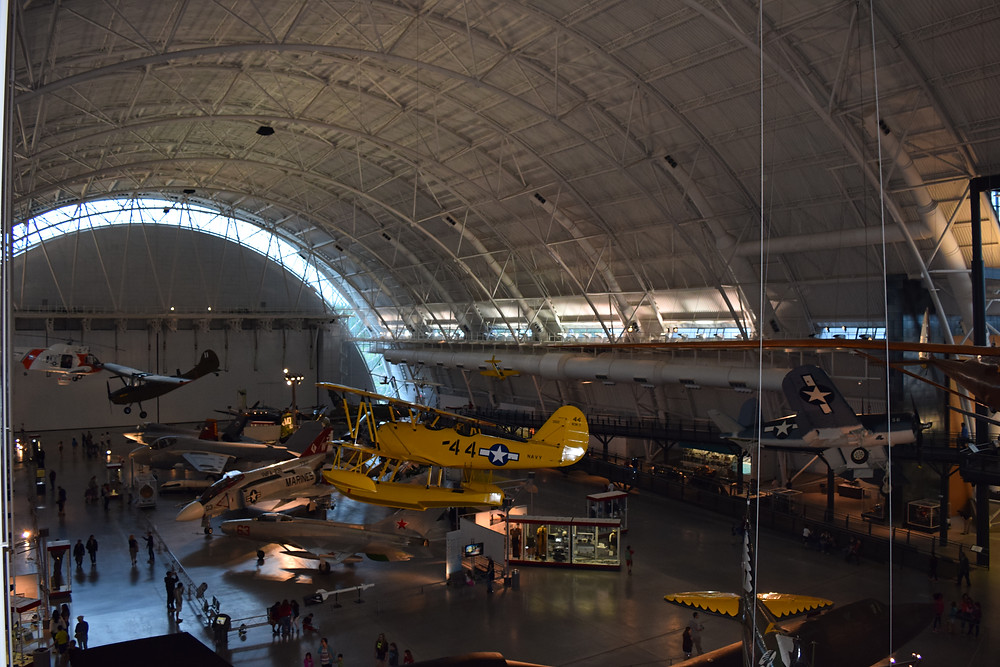 Space Museum Pkwy. Chantilly, VA