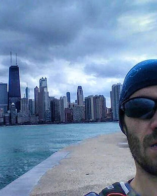 The Lonesome Runner in Chicago