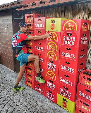 O Perneta adora Super Bock