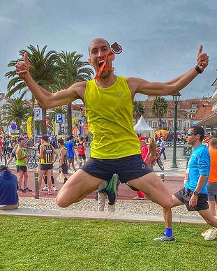 Amaro Running na Meia Maratona de Cascais
