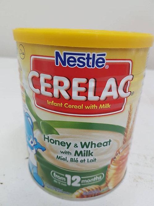 Cerelac honey & wheat with milk 1kg
