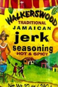 Walkerswood Jerk Seasoning