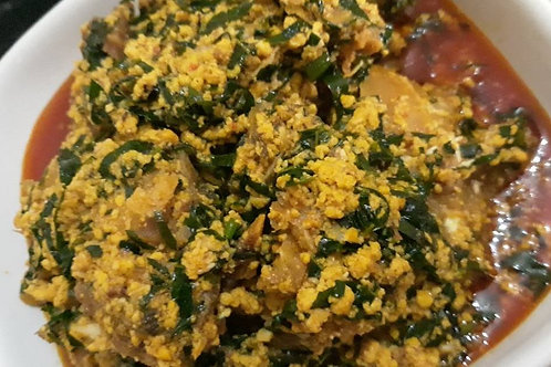 EGUSI  (Melon)  Whole and Ground