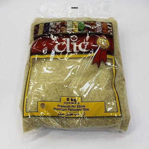 Clic Premium Parboiled Rice