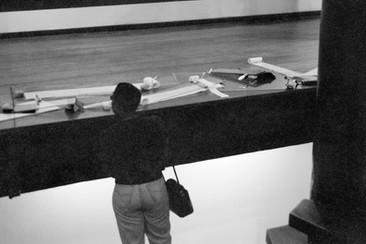 """registro da exposição """"Arte Contemporânea [2000-1] Pernambuco"""". MAM-BA, 1999registro da exposição """"Arte Contemporânea [2000-1] Pernambuco"""". MAM-BA, 1999"""