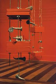 """registro da exposição """"Arte Contemporânea [2000-1] Pernambuco"""". MAMAM, 1999"""