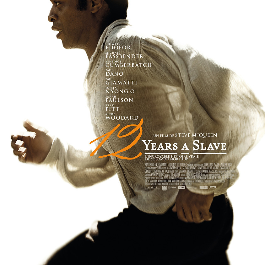 15/03 - 14H00 - 12 YEARS A SLAVE