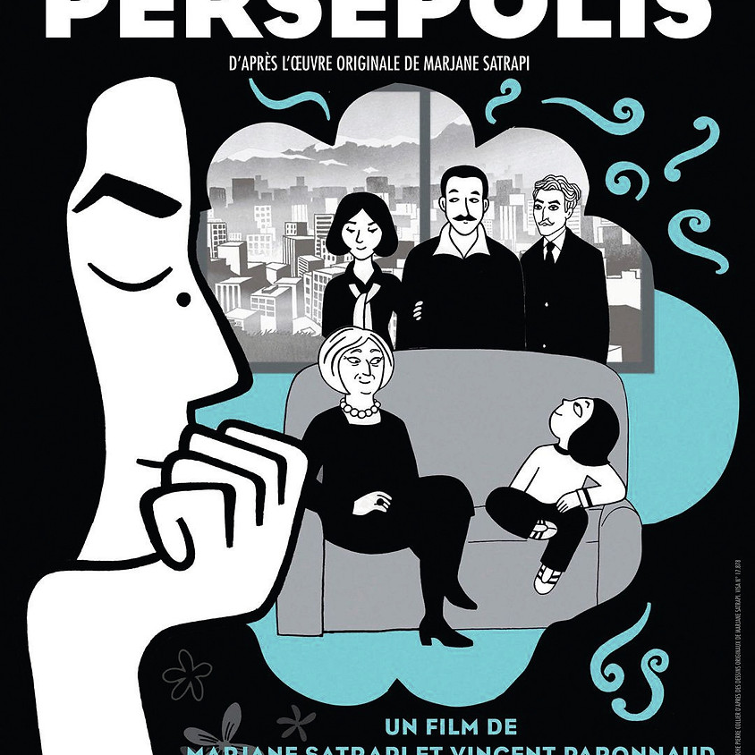 12/03 - 14H00 - PERSEPOLIS