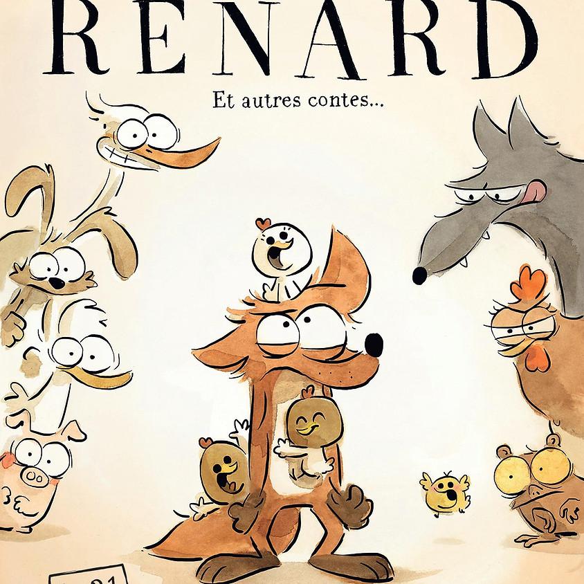 15/03 - 09H30 - LE GRAND MECHANT RENARD