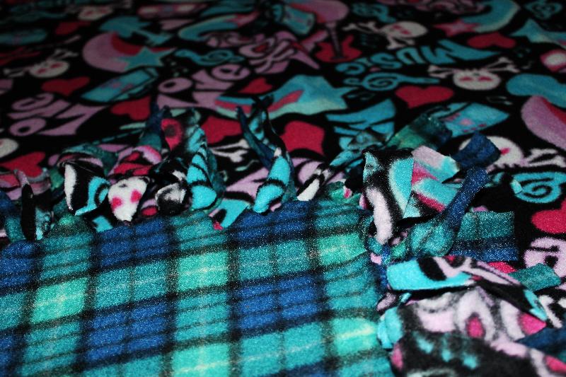 Tye Blanket