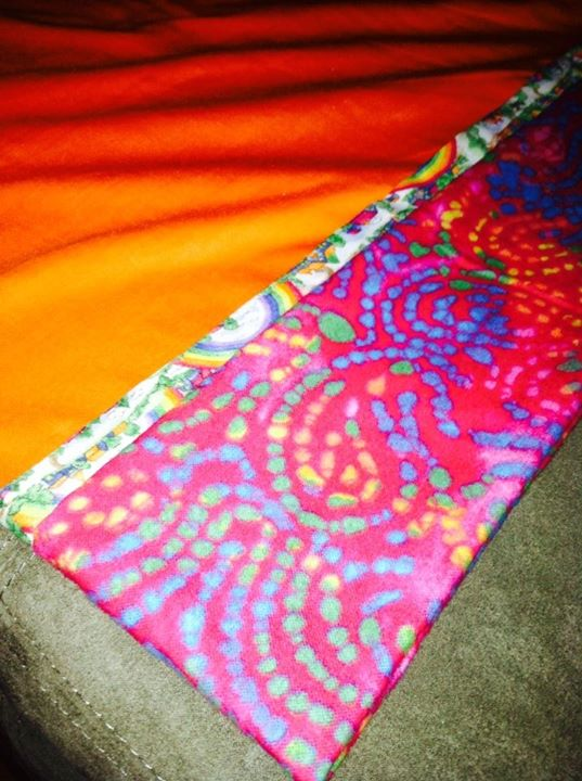 Just made this for homeless ppl in my area...I mean, common, if this bright ass pillowcase doesn't m