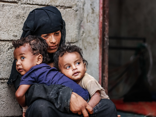The humanitarian crisis in Yemen