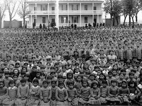 The road after Indian Residential Schools: A part of U.S History