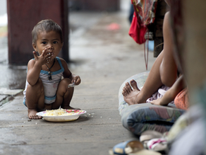 The children left behind in the Philippines