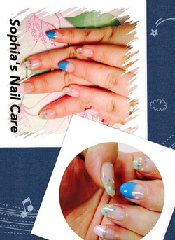 Special occasion nails!
