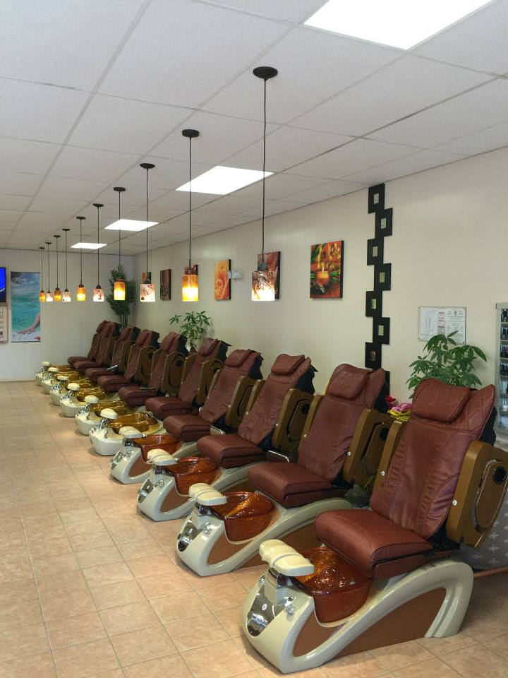 Pedicure Massage Chairs