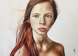 Ginger girl
