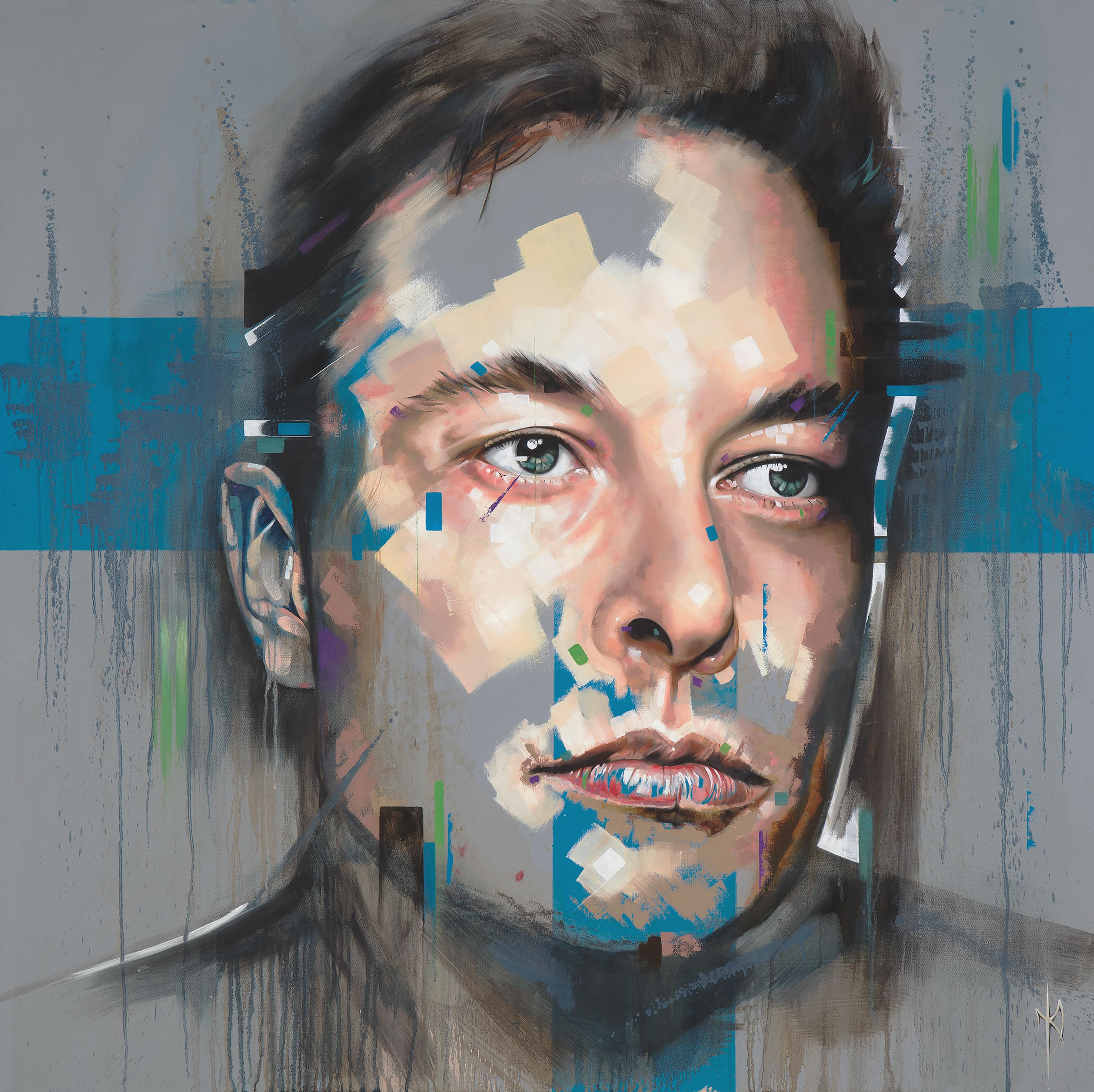 """""""Elon Musk"""""""