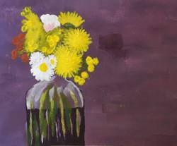 Tony - 1st Acrylic painting