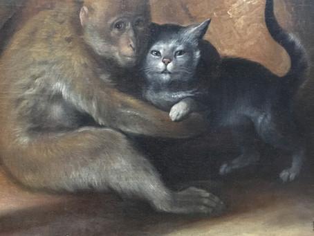 Examining Paintings