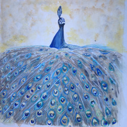 Peacock by Jemima
