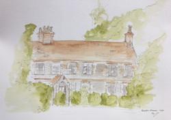 Hunston Manor by Elaine H