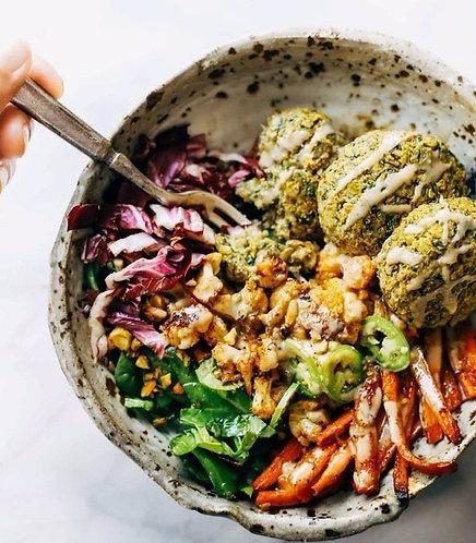 Mediterranean Bowl (GF/Vegan)