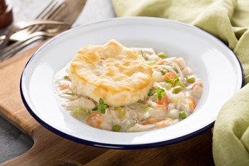 Chicken-LESS Pot Pie