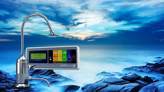 SD501U CounterTop Kangen Water Machine