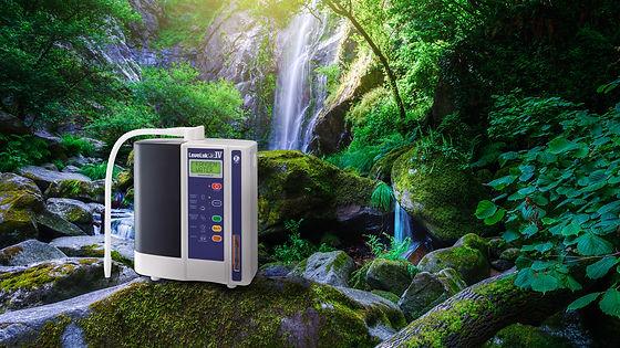 JR4 Kangen Water Machine