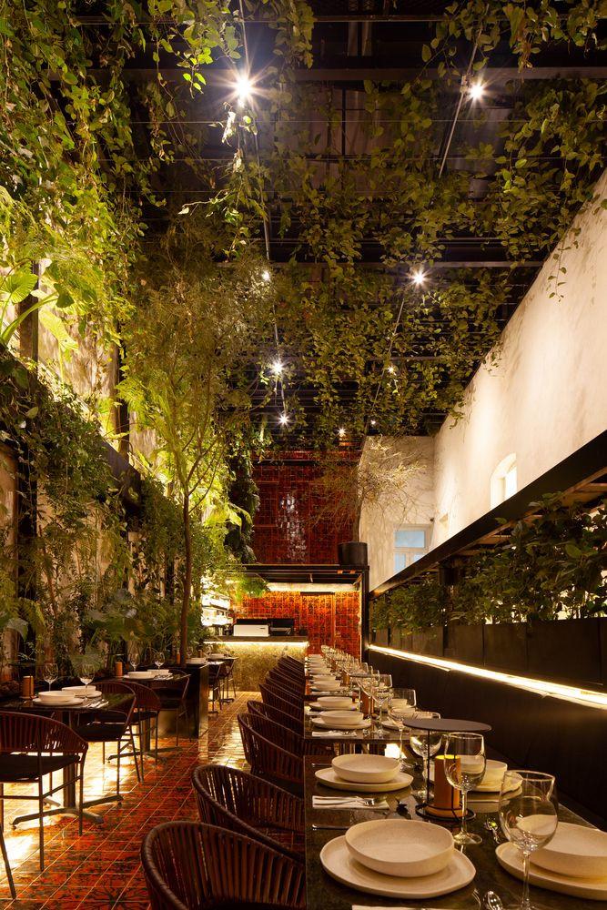 Xuva´ Restaurant / Mecate Studio.