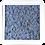 Thumbnail: Musgo Escandinavo 50x50 - Mold BR - AZUL LAVANDA