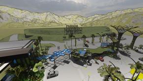 Vertical Garden cria projeto exclusivo de paisagismo do Parada Madero