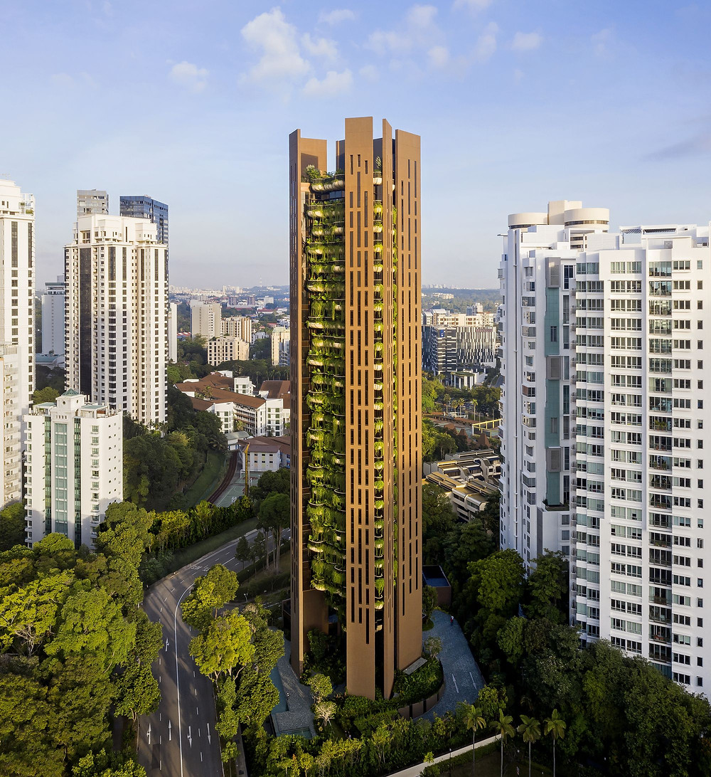 EDEN Singapore Apartments / Heatherwick Studio