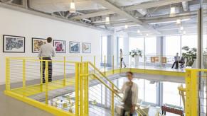 Obras de Arte humanizam espaços e ganham pontos na certificação Fitwell