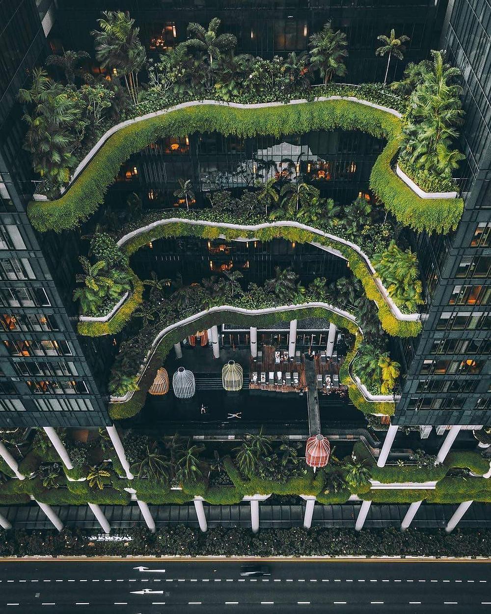 Park Royal Singapore by WOHA