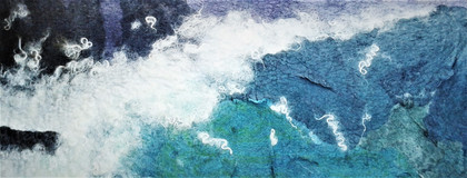 Nuno Felt Seascape.