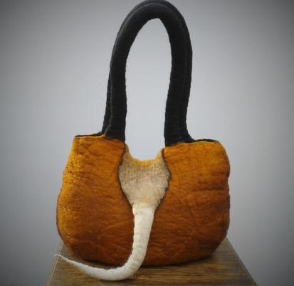 Felt Tusk Bag.