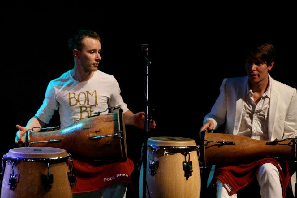 The Batá Brothers