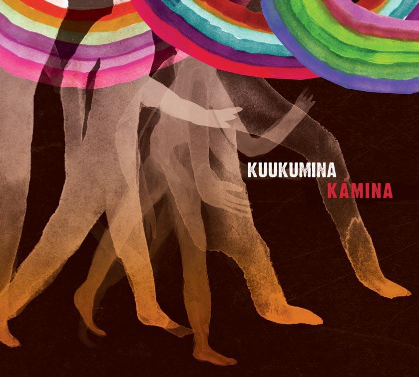 """""""Kámina"""" album cover"""
