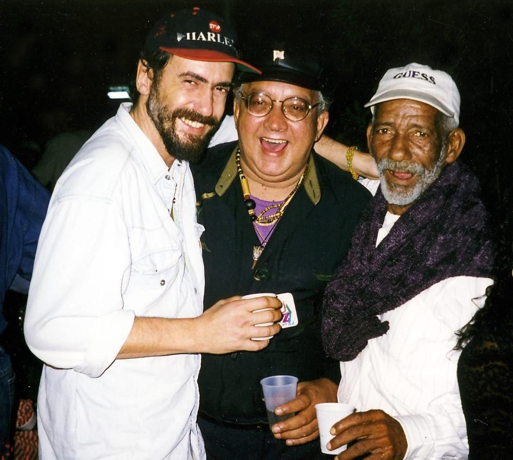 Roberto, Amado ja Pancho Quinto
