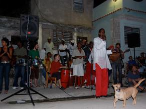 Rumba-Akatemian juurilla: mestareiden opissa Santiago de Cubassa