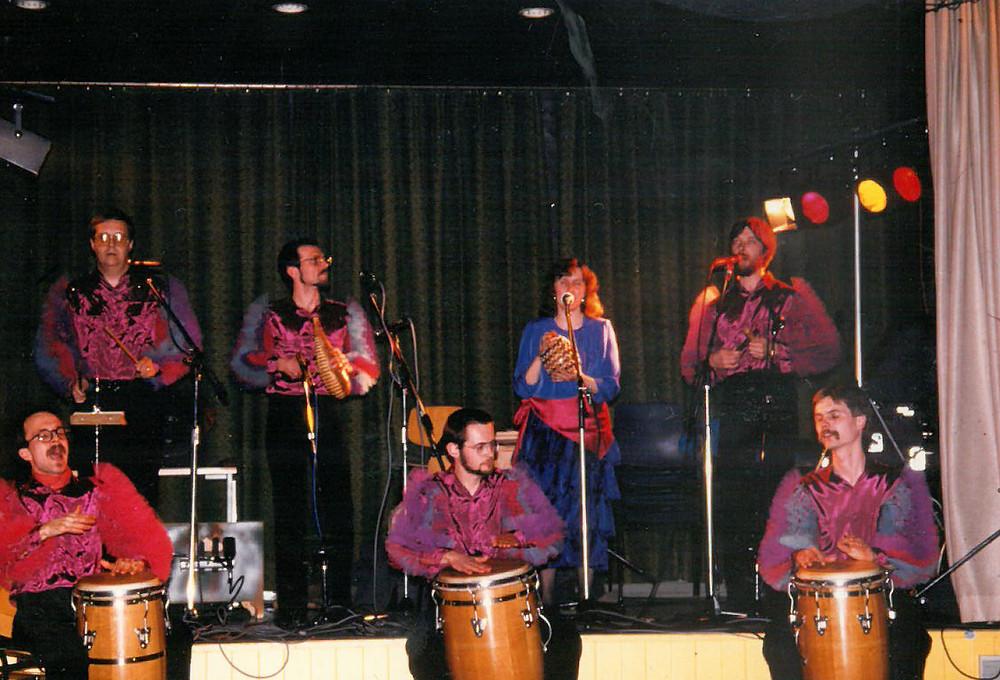 Noche Cubana Turussa 1986