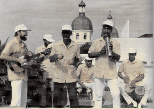 Changüi de Santiago -yhtye