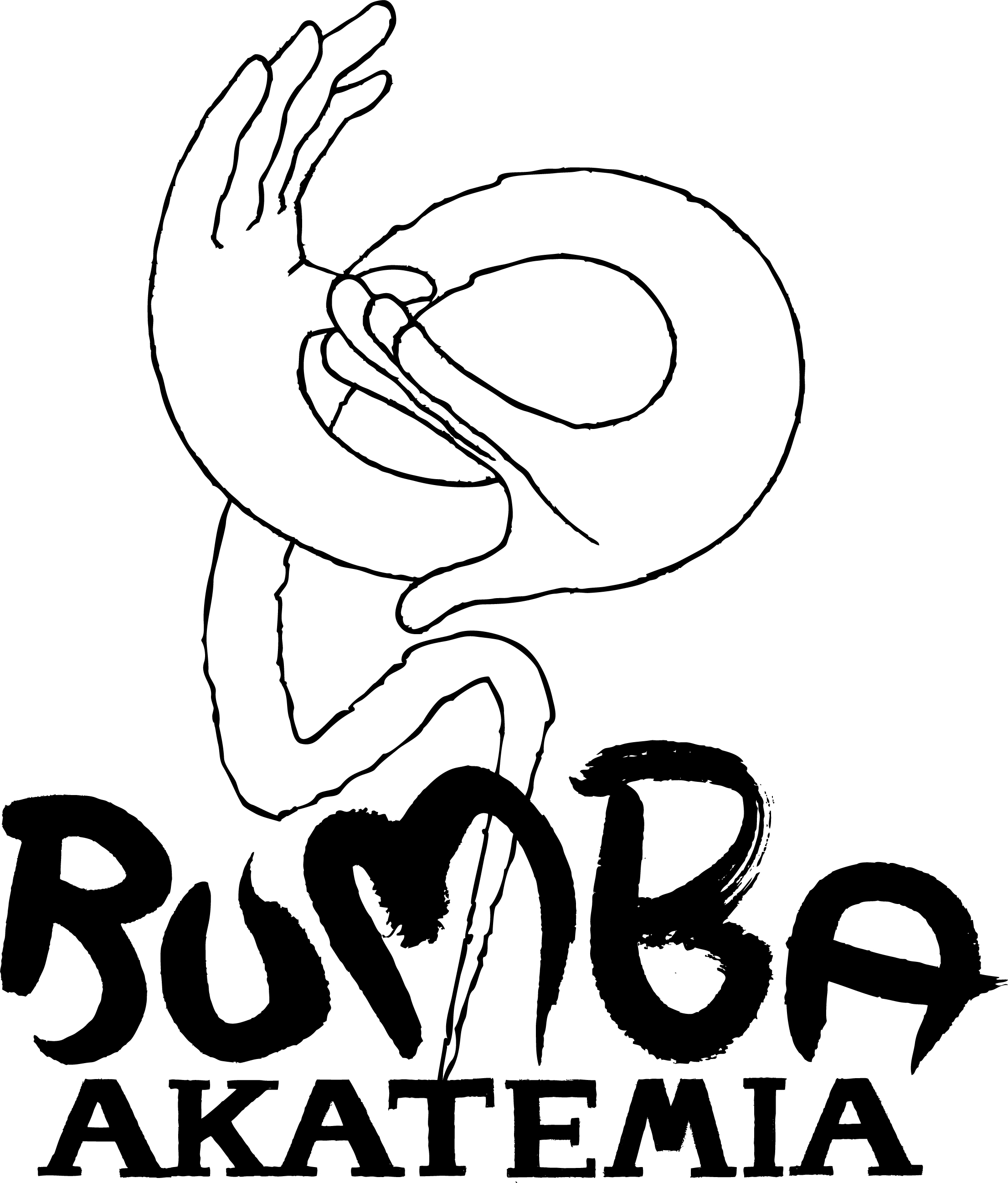 Rumba-Akatemian virallinen logo