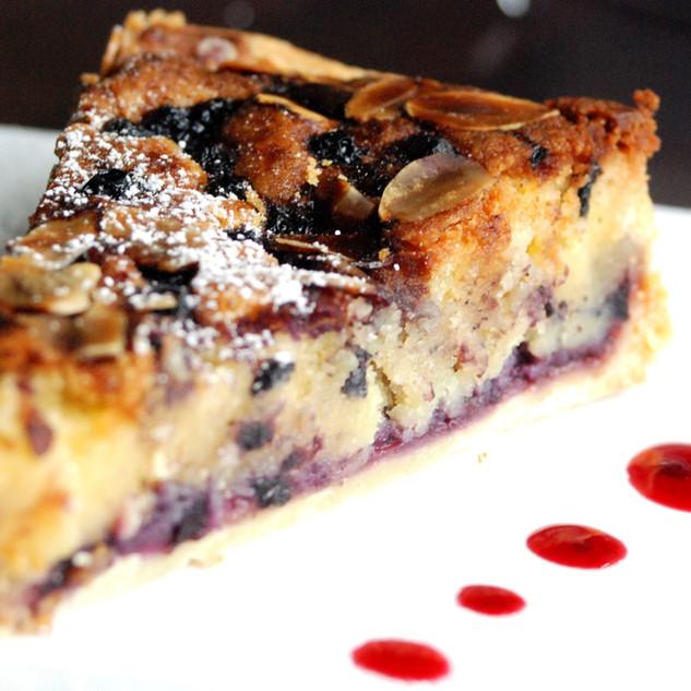 Very Berry Bakewell Tart